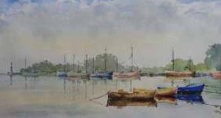 2019-03-15: Galeria PROM: wernisaż wystawy malarstwa Romana Filipowicza