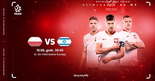 2019-06-10: Mecz Polska-Izrael