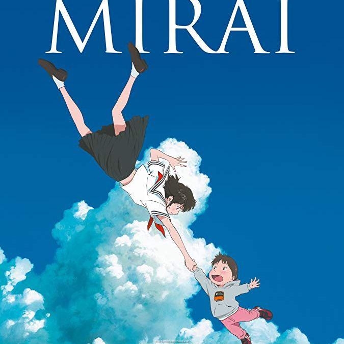 "2019-03-27: KINO KĘPA: ""Mirai"""