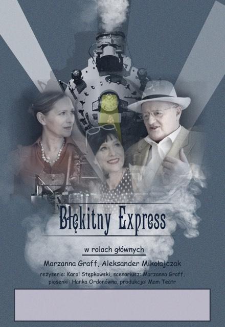 """2019-06-05: Błękitny express"""" w Warszawie"""