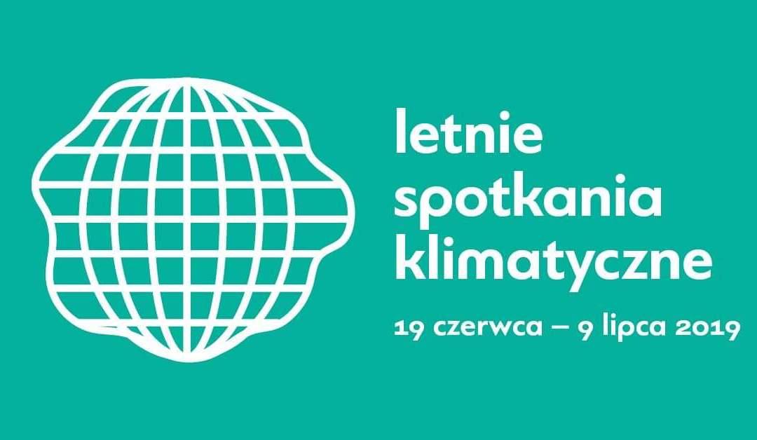 2019-07-06: Letnie spotkania klimatyczne (cykl)