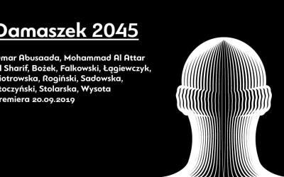 2019-09-20 do 22, 24, 27, 29, 30: Damaszek 2045
