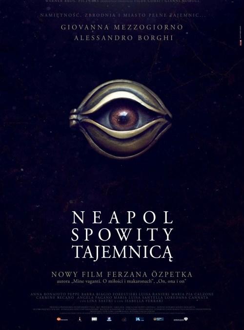 2019-08-06: LATO Z KINEM Włoskim: Neapol spowity tajemnicą