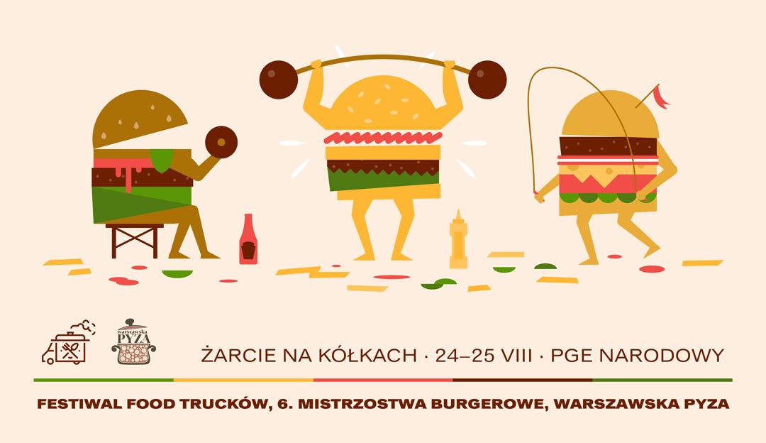 2019 08 24 25 Festiwal Food Trucków 6 Mistrzostwa