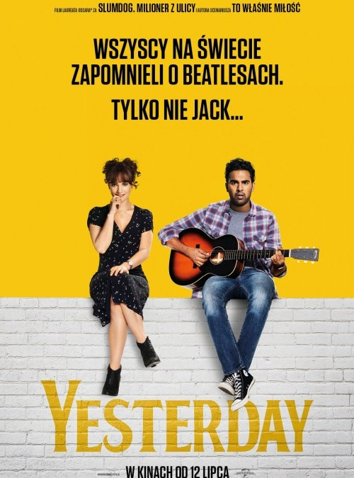2019-10-12: KINO KĘPA: Yesterday