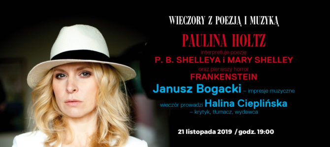 2019-11-21: Wieczór z Poezją i Muzyką
