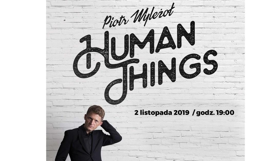 """2019-11-02: Zaduszki JAZZowe: Piotr Wyleżoł """"Human Things"""" Quartet"""