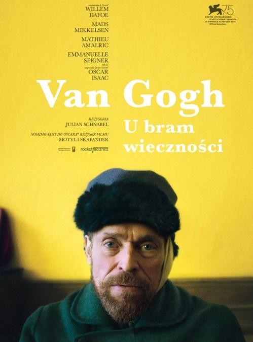2019-11-09: KINO KĘPA: Van Gogh. U bram wieczności