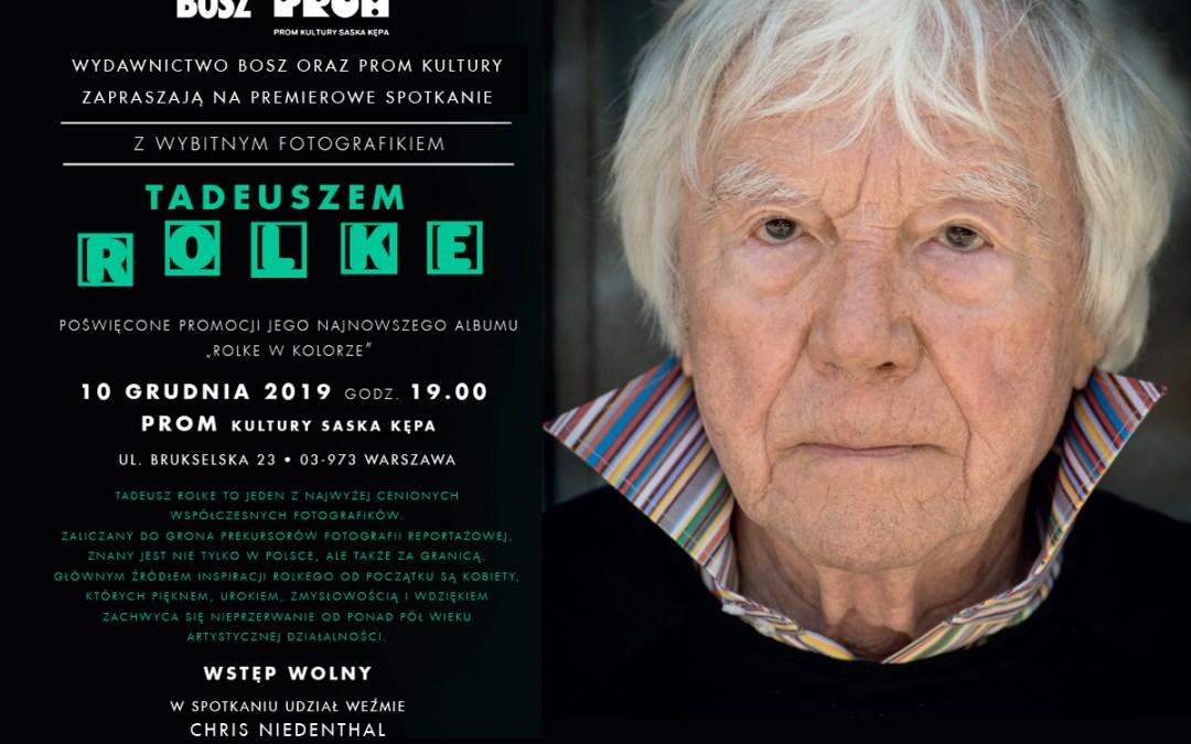 2019-12-10: Tadeusz Rolke w Promie Kultury