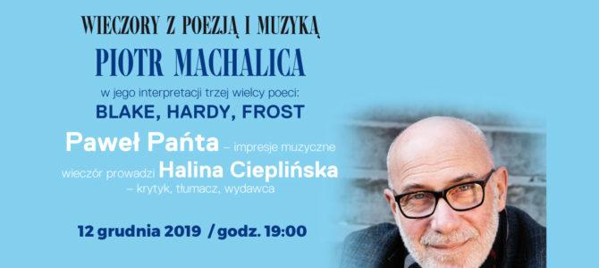 2019-12-12: Wieczory z Poezją i Muzyką