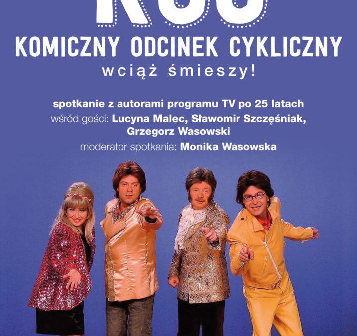 2020-02-11: KOC – Komiczny Odcinek Cykliczny. Wciąż śmieszy!