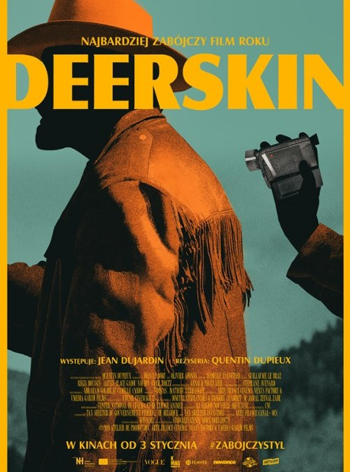 2020-02-08: KINO KĘPA: Deerskin