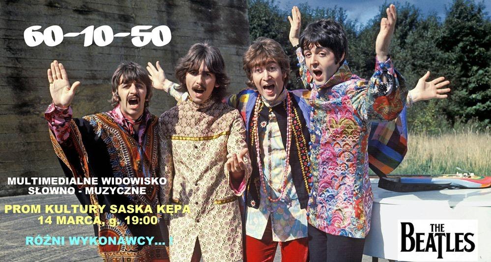 The Beatles Polska: Muzyczny hołd dla The Beatles na Saskiej Kępie
