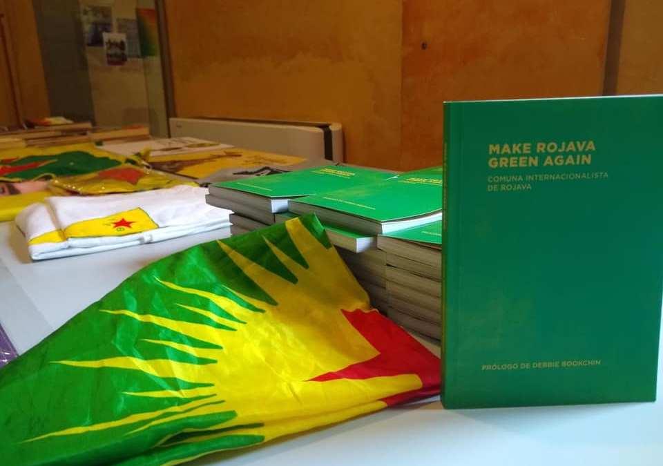 2020-02-06: Make Rojava Green Again w Warszawie
