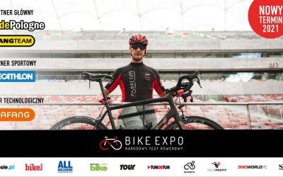 2021-09-18 & 19: BIKE EXPO – Narodowy Test Rowerowy
