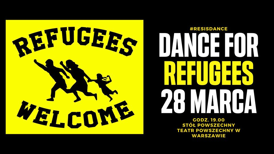 2020-07-03: Dance For Refugees vol. 2 – Open Call and Open Jam!