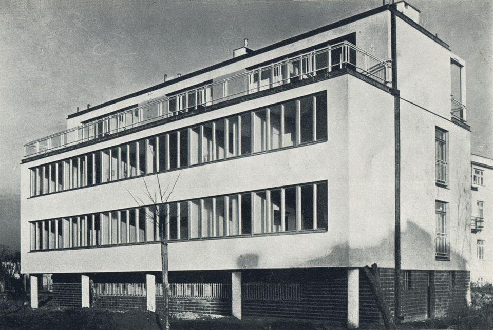 2020-06-27: Archispacer Warszawskiego Modernizmu- Saska Kępa