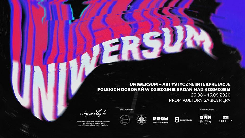 2020-08-25: Galeria PROM: wernisaż wystawy UNIWERSUM