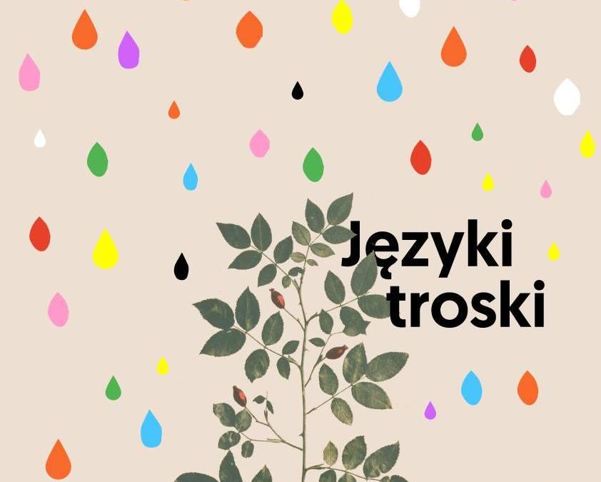 2020-12-30: Języki troski // Spektakl ONLINE
