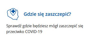 Szczepienia przeciwko #COVID: adresy, terminy, ważne informacje