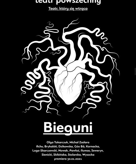 2021-01-30: Bieguni (VOD) – premiera