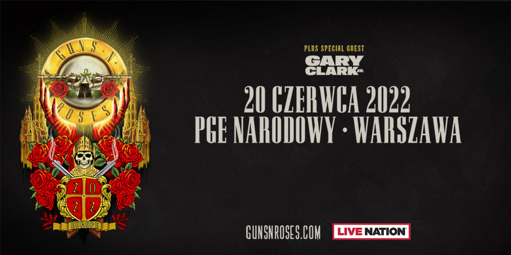 2022-06-20: Guns N' Roses Official Event