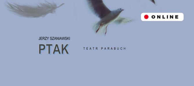 """2021-05-23: Teatr Kępa: """"Ptak"""" Jerzego Szaniawskiego"""