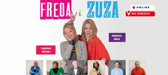 "2021-06-29 & 30:  Teatr Kępa: ""Freda i Zuza"""