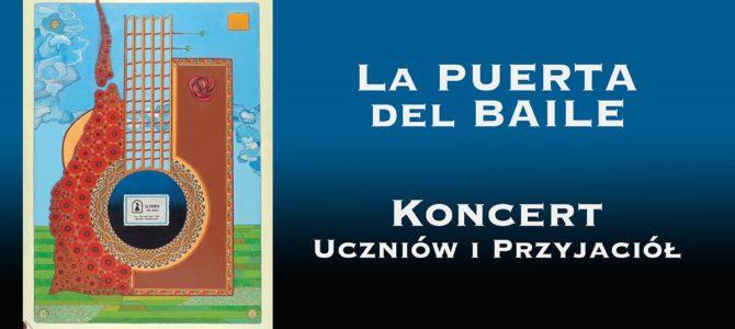 2021-06-27: Koncert/y uczniów i przyjaciół szkoły flamenco La Puerta del Baile