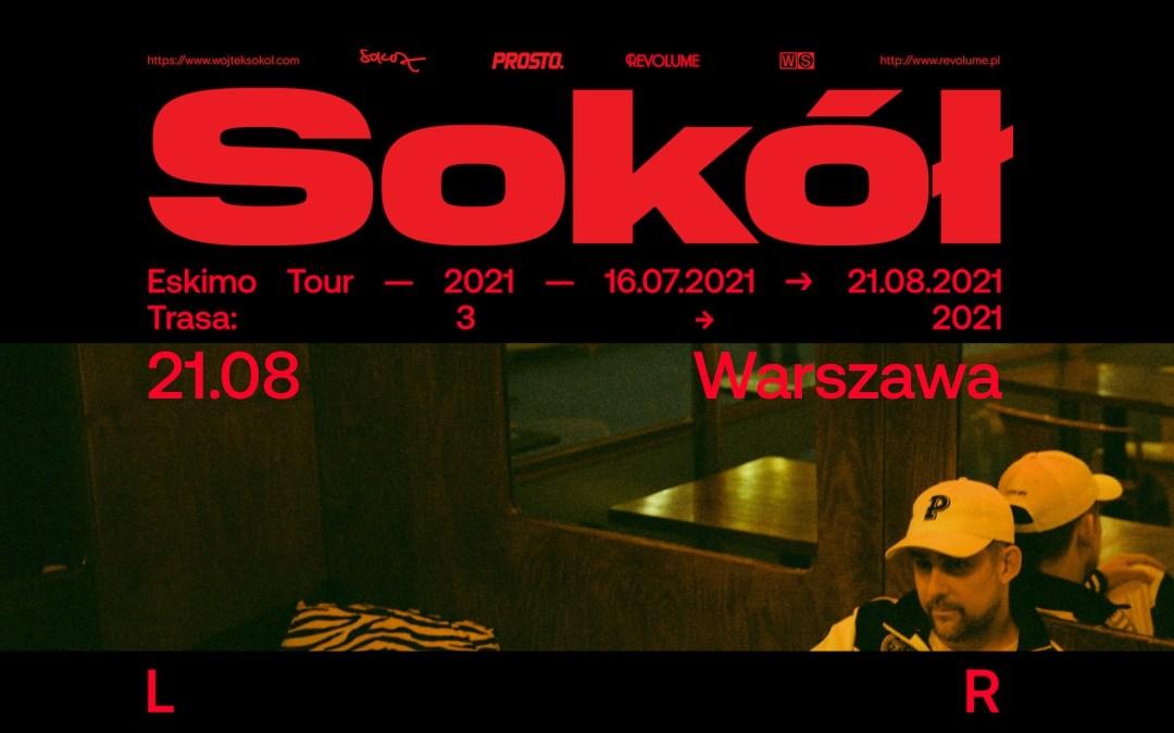 2021-08-21: Sokół – Eskimo Tour