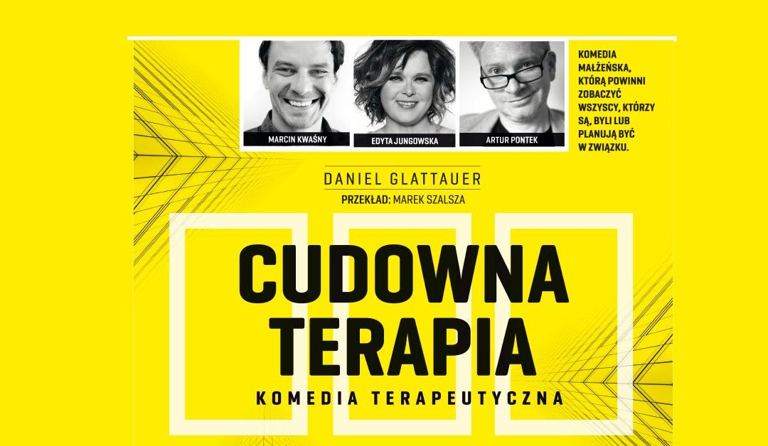 "2021-10-15: Teatr Kępa: ""Cudowna terapia"" (2 spektakle)"