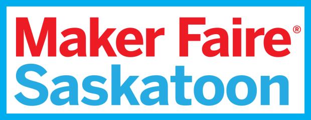 Maker Faire Saskatoon logo