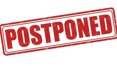 Ladies Night Out, Postponed