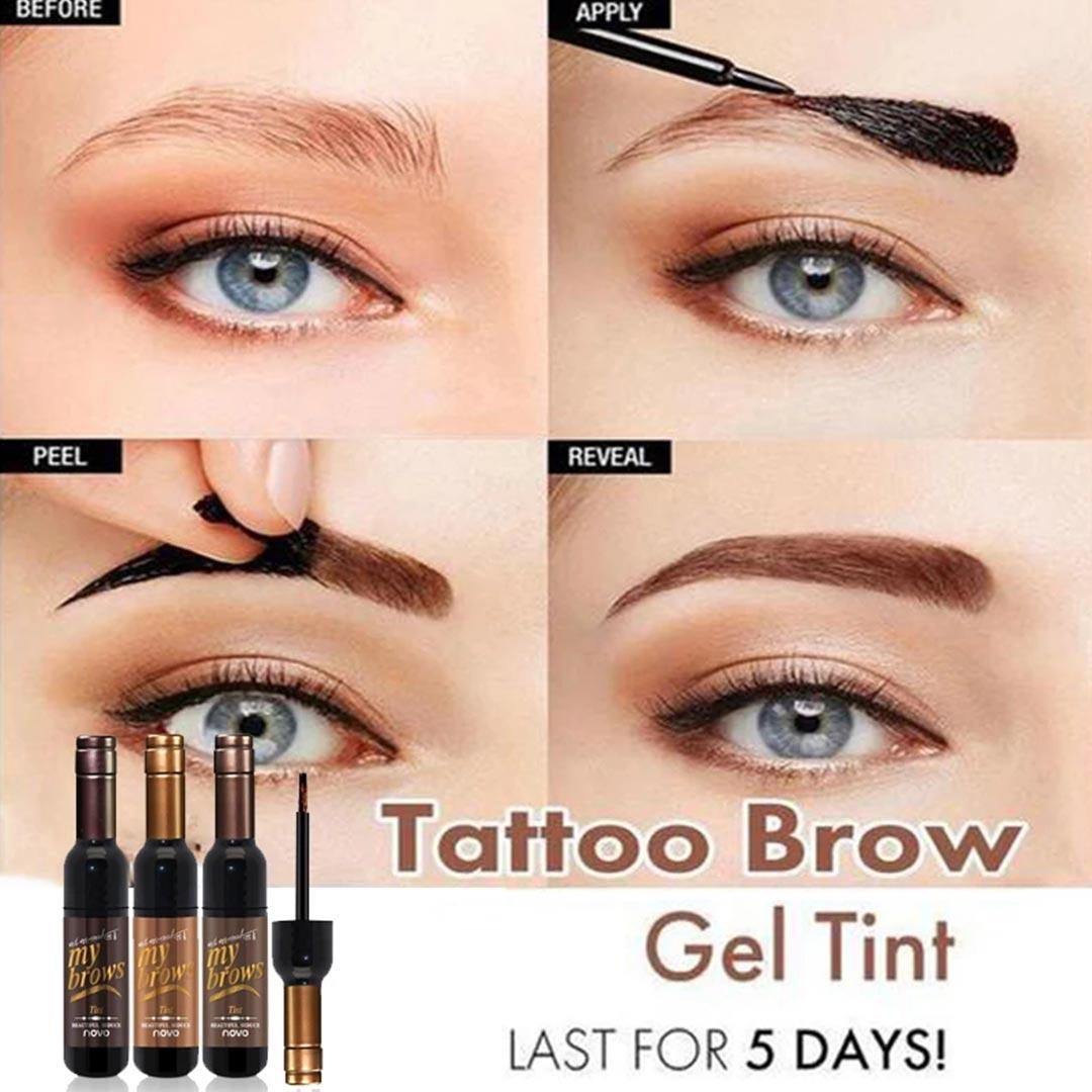 Eyebrow Tinting Gel (3-5 day)