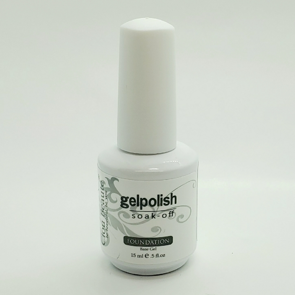 Gel Polish Shellac Base Coat 15ml