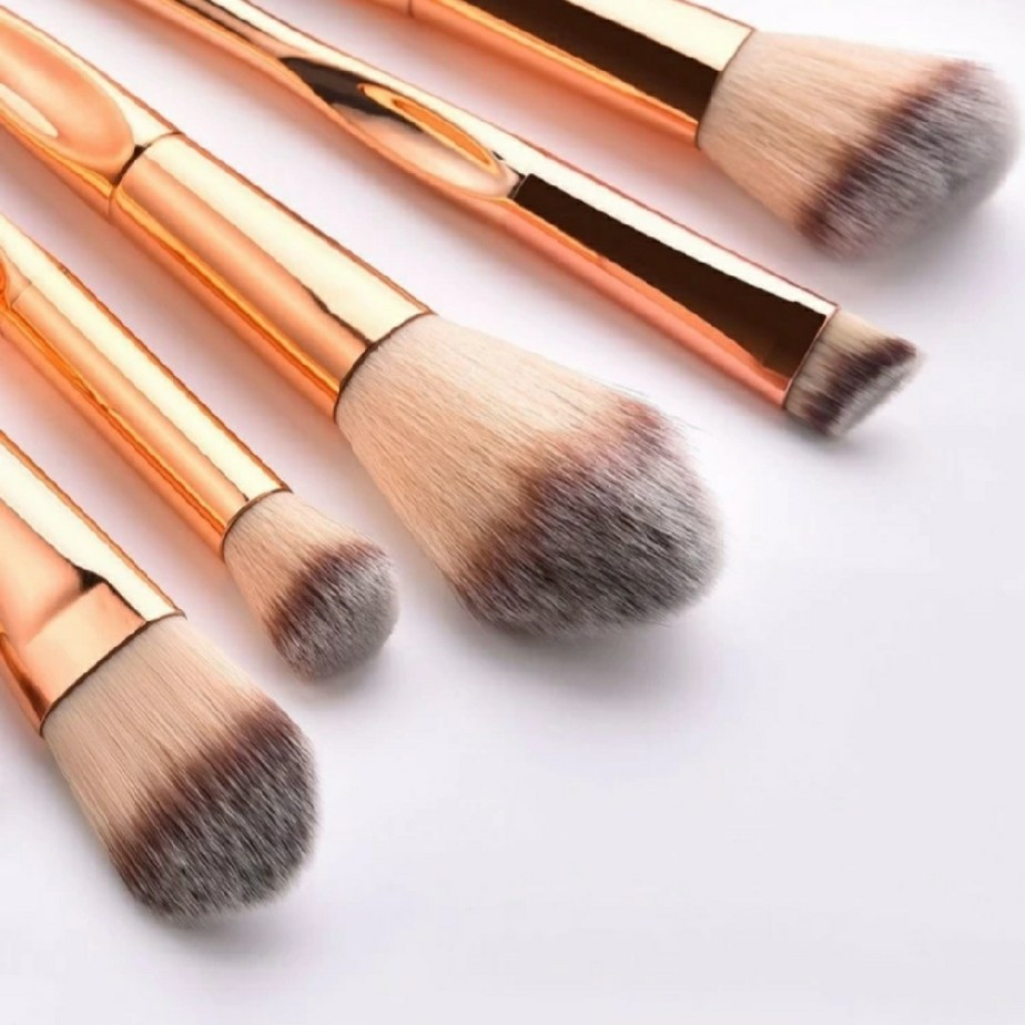 rose gold brush