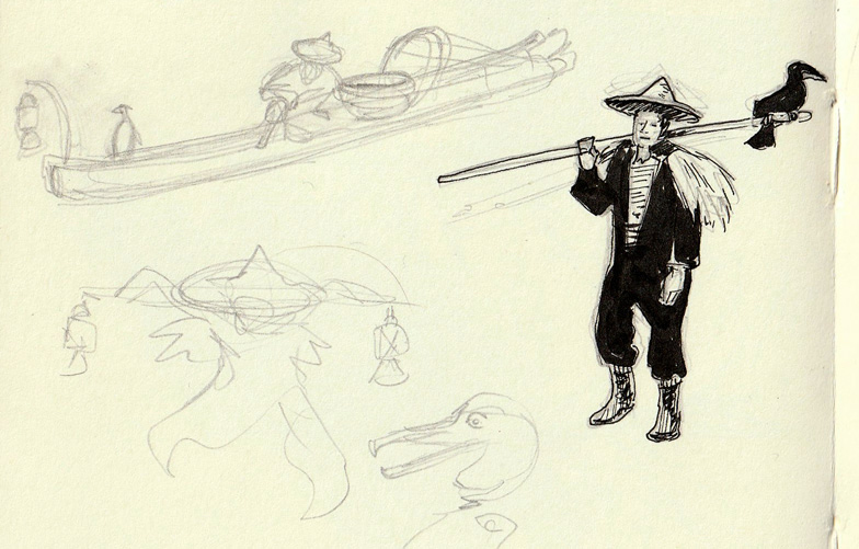 fisher sketches