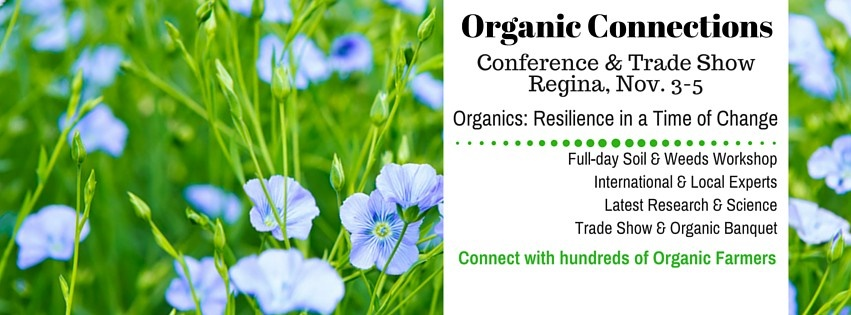 Organic Connections Organics Resilience in a Time of