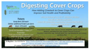 Digesting Cover Crops How Adding Livestock to Cover Crops Can Improve Soil Health and
