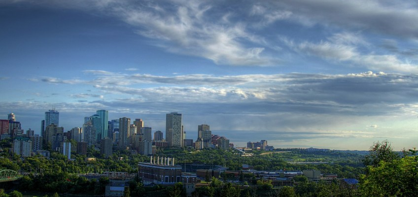 Did you know? Edmonton's River valley parks system is Canada's largest stretch of urban parks