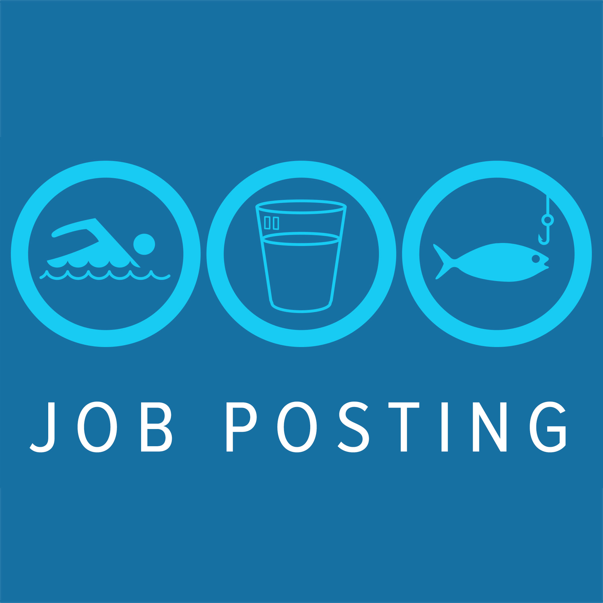 JOB OPPORTUNITY: Full-time Water Literacy Coordinator