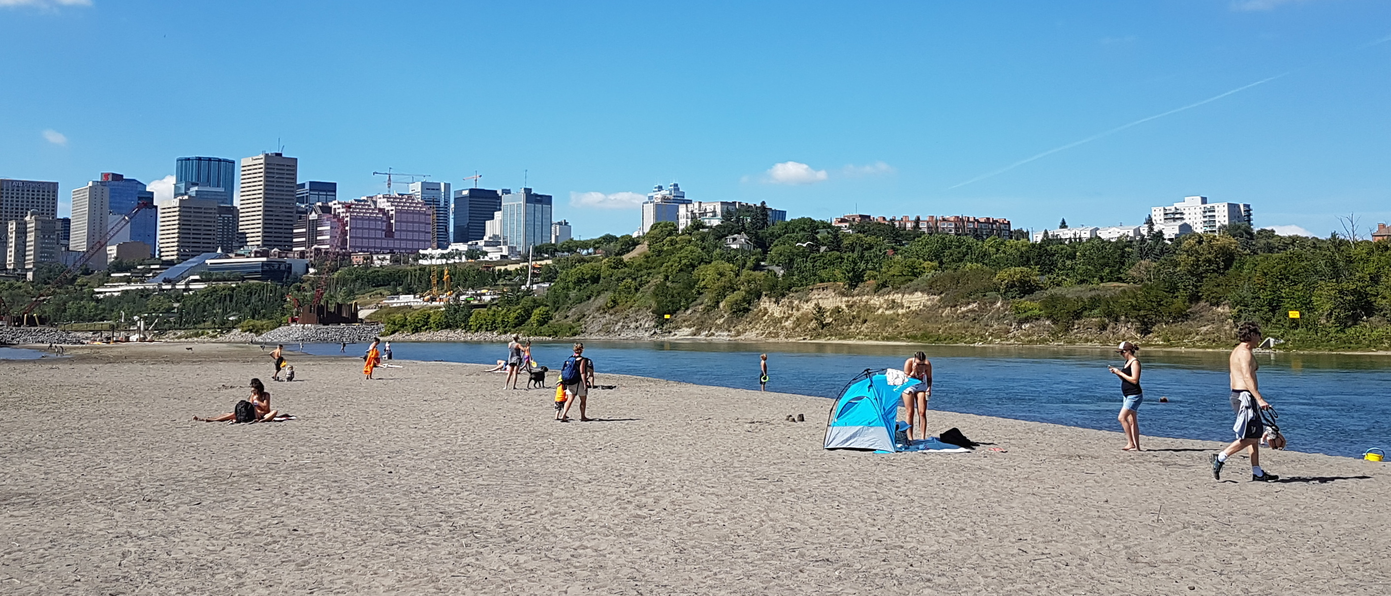 Water quality test results for Tuesday, Sept. 5th