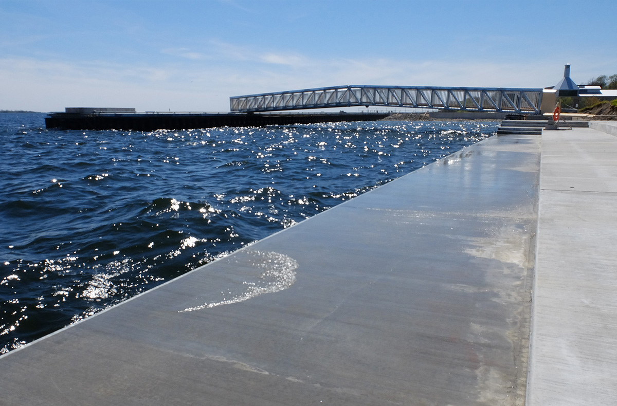 Celebrate the opening of the Gord Edgar Downie Pier with a Gratitude Swim in Edmonton