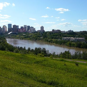 Is the North Saskatchewan River Dirty?