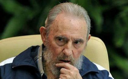 Fidel Castro diz que EUA devem milhões de dólares a Cuba por danos desde fim de 2ª Guerra