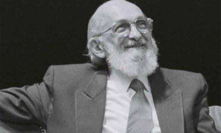 Instituto repudia revogação de título de patrono da educação de Paulo Freire