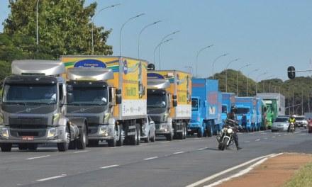 A histórica dependência do Brasil no modelo rodoviário de transporte de cargas
