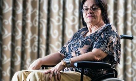 Falta proteção contra violência doméstica nas cidades pequenas, diz Maria da Penha