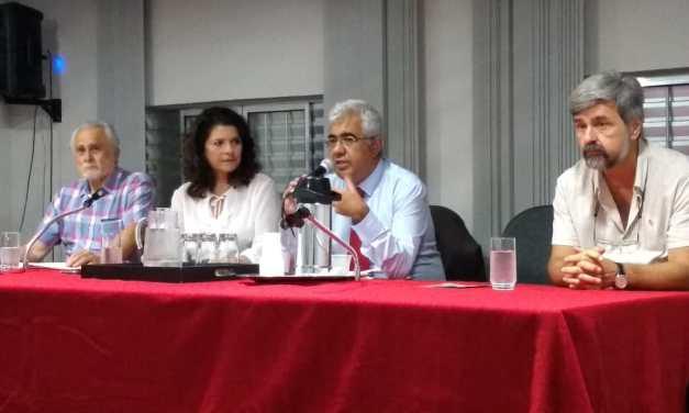 SASP faz debate sobre a conjuntura política com Genoíno e Gebrim