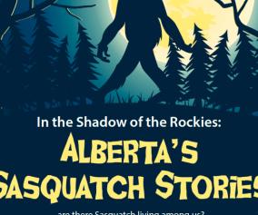 Grand Prairie, Alberta - Sasquatch Exhibit